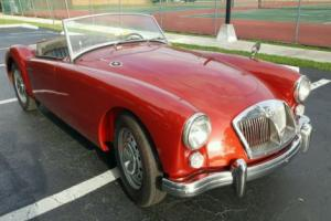 1962 MG MGA MARK II