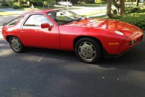 1983 Porsche 928 S Coupe 2-Door