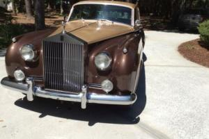 1962 Rolls-Royce Other Silver Cloud II