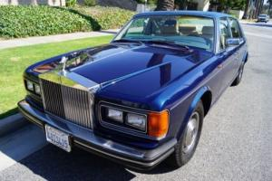 1985 Rolls-Royce Silver Spirit/Spur/Dawn 'CENTENARY EDITION' WITH 12K MILES!