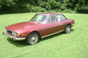 1971 Triumph Other Stag Photo