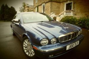 2003 JAGUAR XJ8 V8 SE AUTO BLUE Photo