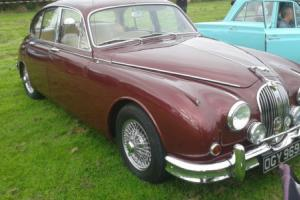 JAGUAR MK2 3.8 AUTOMATIC POWER STEERING