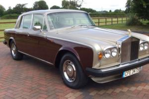 1978 ROLLS ROYCE SILVER SHADOW II, 78,400 miles Photo