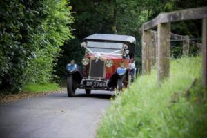 1926 Rover 9hp tourer