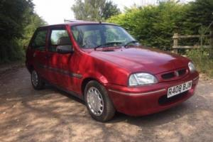 Rover Metro 115 1.5D Ascot SE 60.000MLS 1 owner from new