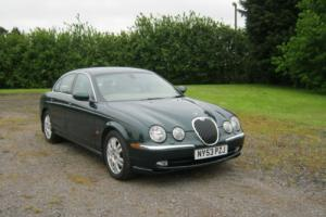Outstanding & Beautiful Jaguar S-Type 3.0 V6 SE Auto-A Jaguar worth Owning.