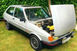 1984 Ford Fiesta Mk2 Ghia - fully rebuilt XR3 engine dropped!