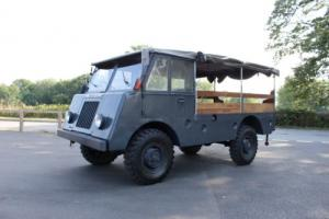 1955 MOWAG - Swiss Military Vehicle