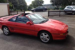 Toyota mr2 mk2 GT T-BAR