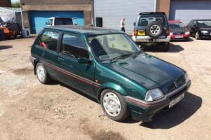 1993 ROVER METRO 1.4 SI LIKE GTA GTI GSI MG RARE CAR ONLY 70K RUNS AND DRIVES PX