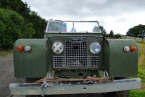 landrover series 2 spares or repairs project chester zoo