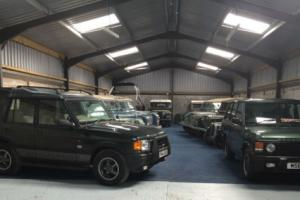 Classic Car Storage - North Wales & Cheshire