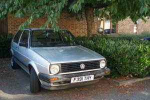 VOLKSWAGEN GOLF MK2 IN GREAT CONDITION