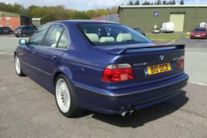 ALPINA B10 3.3 1999 BMW E39 5 Series BLUE Full MOT, recent full service