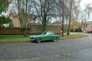 MG Midget 1979 Photo
