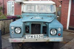 land rover series 3 petrol Photo