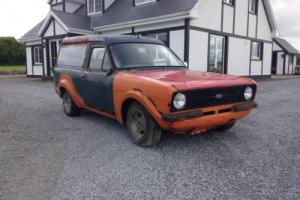 Ford Escort MK2 Van 1976 Photo