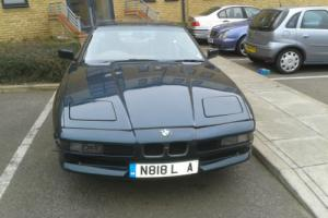 BMW 840ci 4L Petrol Automatic Nice Green Colour Photo