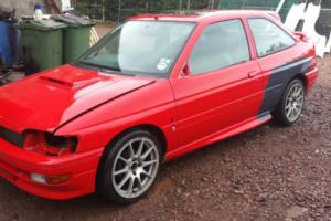 Ford Escort xr3i Photo