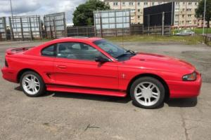 1994 ford mustang 3.8 manual Photo
