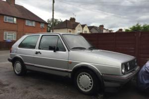 Volkswagen Golf mk2 GTi 16v PROJECT CAR Photo