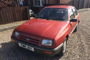 classic ford sierra 2.0 gl pinto Photo