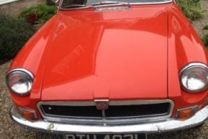 MGB GT ( no swap pick up Mitsubishi Nissan Toyota ) Photo