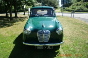 AUSTIN A30, 1955, 2 DOOR SALOON.