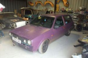 1990 classic vw polo mk2 1.3 Photo