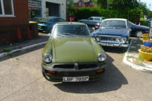 1975 MGB GT Jubilee Photo