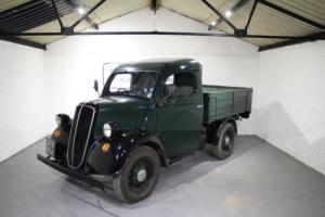 FOR SALE: 1954 FORDSON E83W PICK-UP TRUCK GREEN/BLACK