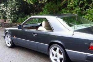 "Mercedes ""Pillarless"" Classic sports Coupe - no swap Bike px or any why?"