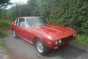 JENSEN INTERCEPTOR 111 RESTORATION PROJECT, LHD