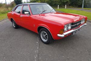 FORD CORTINA MK3 3.0 GT - GENUINE FORD BUILT - SUPERB CONDITION