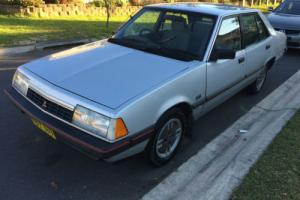 Genuine 2 Owner 1986 2 6L Mitsubishi Sigma in NSW