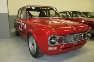 Alfa Romeo Giulia 1600TI S Historic FIA Track/Rally car, great racing history!