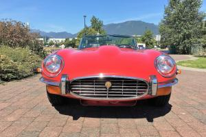 Jaguar: E-Type Roadster convertible Photo
