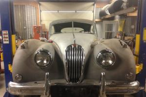 Jaguar: XK XK140 Fixed Head Coupe Photo