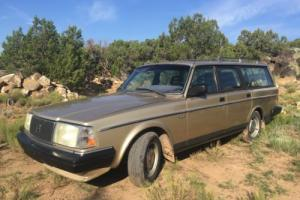 1987 Volvo 240 245 Station Wagon Photo