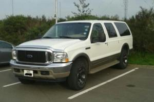 FORD EXCURSION LPG