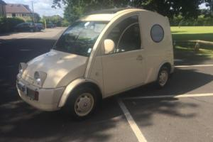 NISSAN S-CARGO CAR / VAN. ADVERTISING TOOL. DRIVES GREAT.YEARS MOT. AUTO.