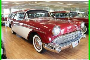 1957 Buick Century Estate Wagon