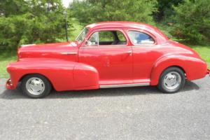 1947 Chevrolet Fleetmaster Coupe