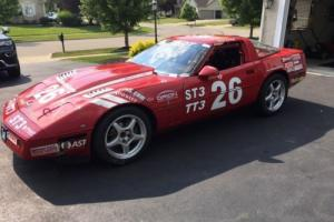 1988 Chevrolet Corvette Race Car