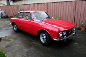 1974 GTV 105 Alfa Romeo in NSW