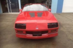 Camaro Z28 R H D 5SPEED Manual Factory Fitted