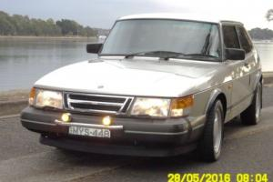 1993 Saab 900i 16V 2 1 3 Door Combi Coupe 120500km Original Condition in NSW
