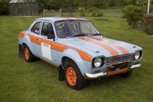 1970 Ford Mk 1 Escort Rally Car