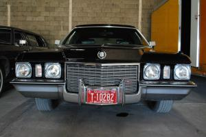Cadillac: Fleetwood limousine